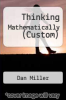 cover of Thinking Mathematically (Custom)