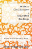 cover of Western Civilization : Collected Readings