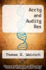 cover of Acctg and Auditg Res (1st edition)