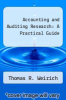 cover of Accounting and Auditing Research: A Practical Guide (2nd edition)
