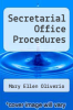 cover of Secretarial Office Procedures (10th edition)