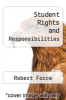 cover of Student Rights and Responsibilities