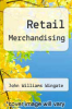 cover of Retail Merchandising (8th edition)
