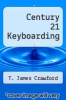 cover of Century 21 Keyboarding (4th edition)
