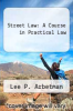 cover of Street Law: A Course in Practical Law (6th edition)