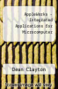 cover of AppleWorks - Integrated Applications for Microcomputer (2nd edition)
