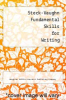 cover of Steck-Vaughn Fundamental Skills for Writing