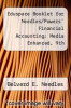 cover of Eduspace Booklet for Needles/Powers` Financial Accounting: Media Enhanced, 9th (9th edition)