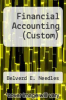 cover of Financial Accounting (Custom) (9th edition)