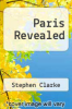 cover of Paris Revealed