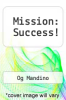 cover of Mission: Success! (16th edition)