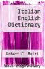 cover of Italian English Dictionary