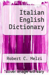 Cover of Italian English Dictionary EDITIONDESC (ISBN 978-0553202670)
