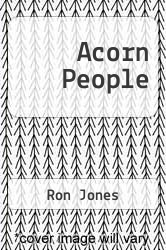 Acorn People by Ron Jones - ISBN 9780553208634