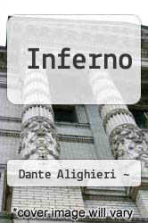 Inferno by Dante Alighieri ~ - ISBN 9780553210699