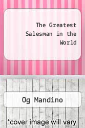 Cover of The Greatest Salesman in the World EDITIONDESC (ISBN 978-0553234725)