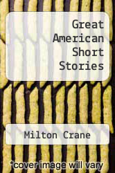 Cover of Great American Short Stories EDITIONDESC (ISBN 978-0553240191)