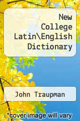 Cover of New College Latin\English Dictionary EDITIONDESC (ISBN 978-0553244106)