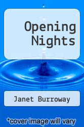 Cover of Opening Nights EDITIONDESC (ISBN 978-0553258929)