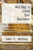 cover of Molloy`s Live for Success