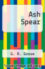 cover of Ash Spear
