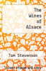 cover of The Wines of Alsace