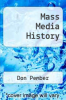 cover of Mass Media History