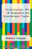 cover of Privatization: The UK Experience and International Trends