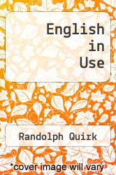 Cover of English in Use 1 (ISBN 978-0582066137)
