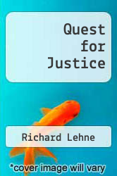 Cover of Quest for Justice EDITIONDESC (ISBN 978-0582280359)
