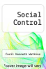 cover of Social Control