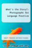 cover of What`s the Story? : Photographs for Language Practice