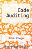 cover of Code Auditing