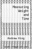cover of Measuring Weight and Time
