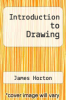 cover of Introduction to Drawing