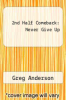 cover of 2nd Half Comeback: Never Give Up