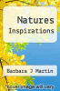 cover of Natures Inspirations
