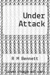 Cover of Under Attack EDITIONDESC (ISBN 978-0615966434)