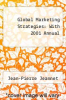 cover of Global Marketing Strategies: With 2001 Annual (5th edition)