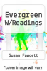 cover of Evergreen W/Readings