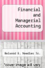 cover of Financial and Managerial Accounting (7th edition)
