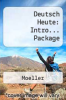 Deutsch Heute: Intro... Package by Moeller - ISBN 9780618554638