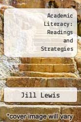 Cover of Academic Literacy: Readings and Strategies 4 (ISBN 978-0618732043)