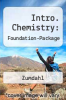Intro. Chemistry: Foundation-Package by Zumdahl - ISBN 9780618982264