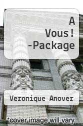 Cover of A Vous! -Package 08 (ISBN 978-0618987047)