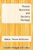 Thorne Business and Society Package by Debbie Thorne-McAlister - ISBN 9780618990146