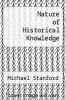 cover of Nature of Historical Knowledge