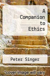 Cover of A Companion to Ethics EDITIONDESC (ISBN 978-0631162117)