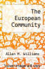 cover of The European Community (2nd edition)