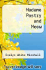 cover of Madame Pastry and Meow